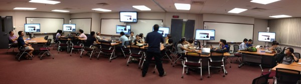 Active Learning Room at S16