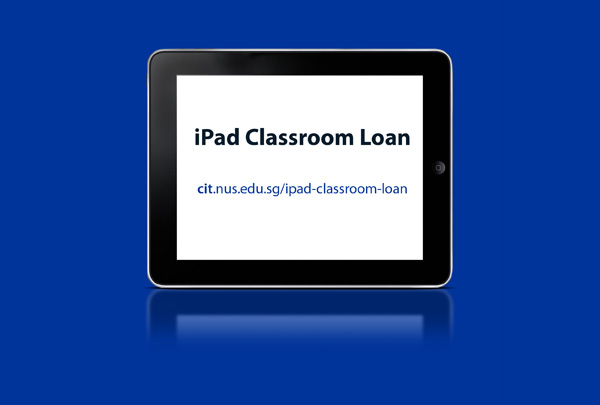 iPad Classroom Loan AY 12/13 S1