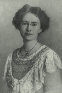 Dorothy Scarborough portrait