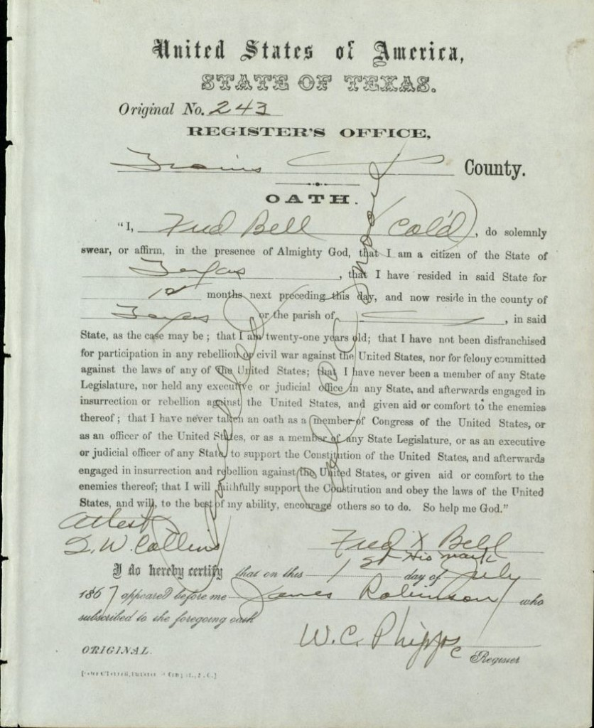 enfranchisement document