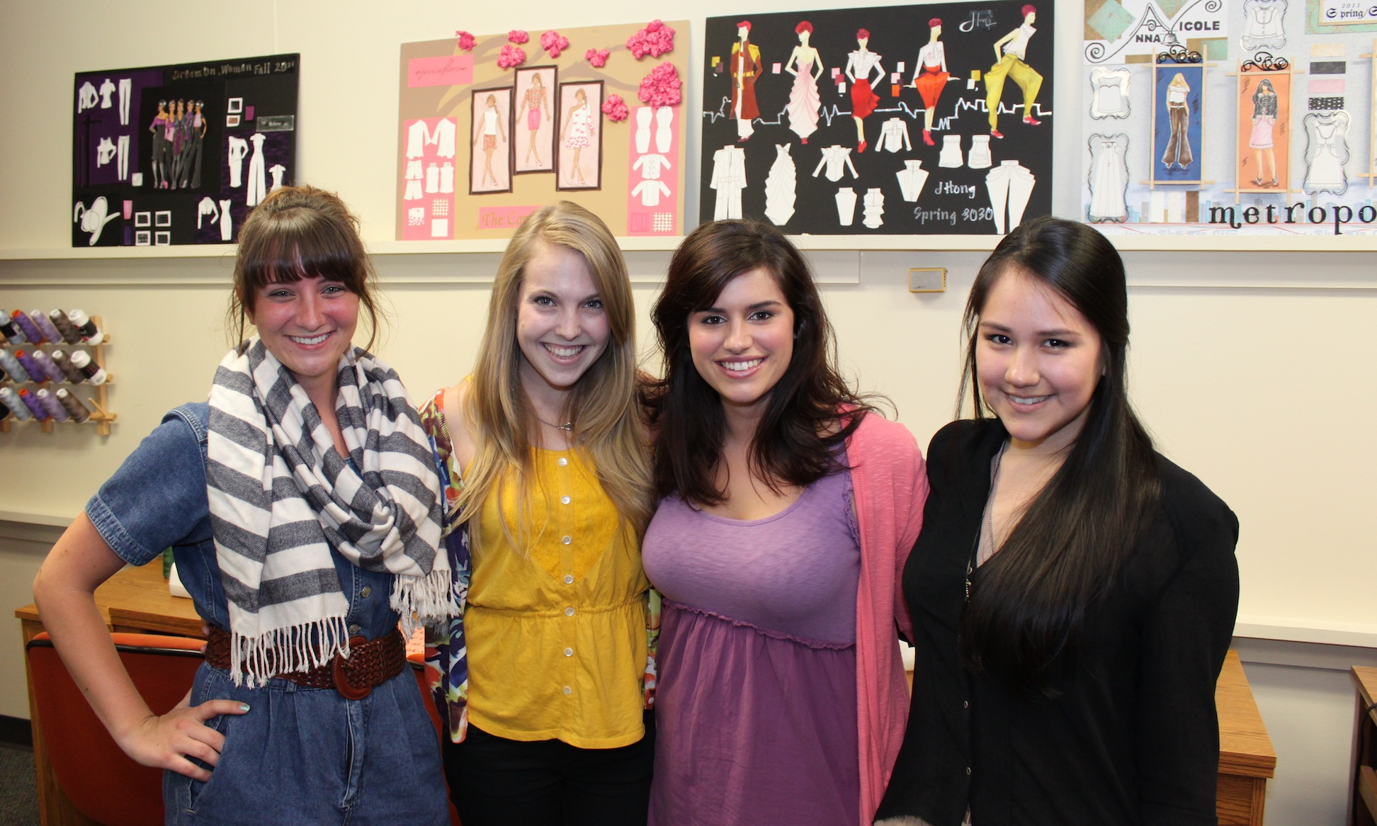 Baylor Students Win Apparel Design Contest: fashion design schools in dallas texas