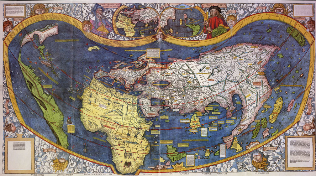 European explorers the age of exploration lessons tes teach map exhibition marks 500th anniversary of amerigo vespuccis death gumiabroncs Gallery