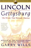 Lincoln at Gettysburg book cover