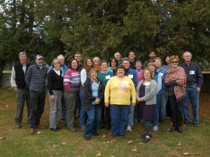 2011 Class of Master Gardener Volunteers