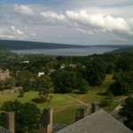 View From McGraw Tower