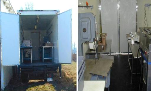 Mobile Slaughtering And Or Processing Cornell Small