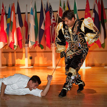 Festival of Nations to celebrate international presence on campus