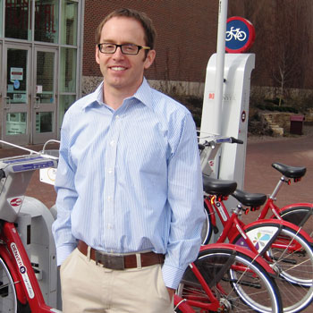 It's not easy being green: Meet DU's new sustainability coordinator