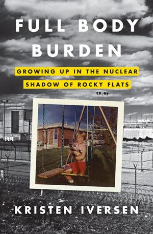 Alumna's memoir chronicles secrets at nuclear weapons plant