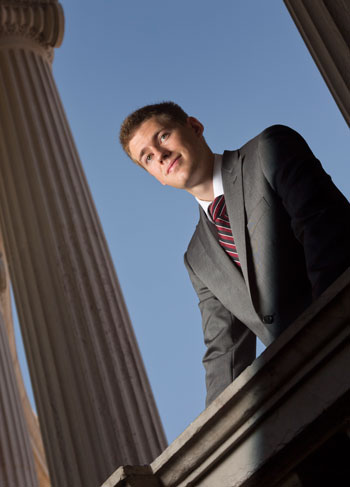 Interview: Senior Vince Szilagyi on College Republicans