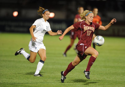 Women's soccer: Looking forward to a competitive season