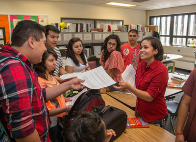 Incoming student brings open mind, can-do spirit