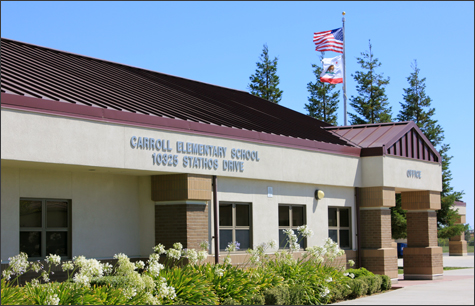 Photo of Carroll Elementary School