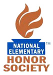 National Elementary Honor Society Logo