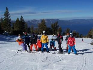School Tour Tahoe