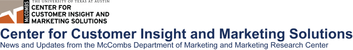 Center for Customer Insight and Marketing Solutions