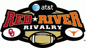 Red River Rivalry Logo
