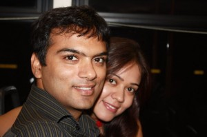 Rishi and Aditi