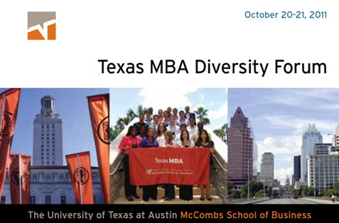 Texas MBA Diversity Forum