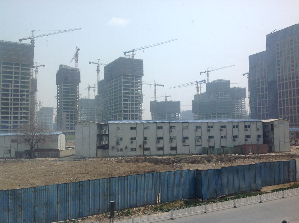China is a quickly growing country