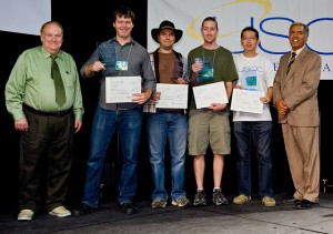 """Capture The Flag"" Competition Wraps Up 2012 U.S. Cyber Challenge Summer Boot Camp"