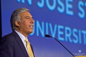 SJSU Welcomes 30,500 Students to 2012-2013 Academic Year