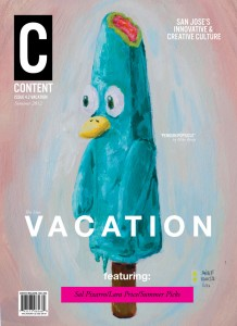 Content Magazine Profiles Advertising Profressor Tim Hendricks