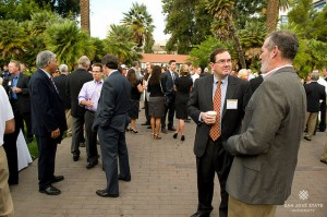 SJSU Center for Banking and Financial Services Hosts Second Annual Economic Summit