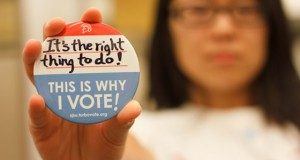 Why Vote? You Fill in the Blank, and Then Register Today!