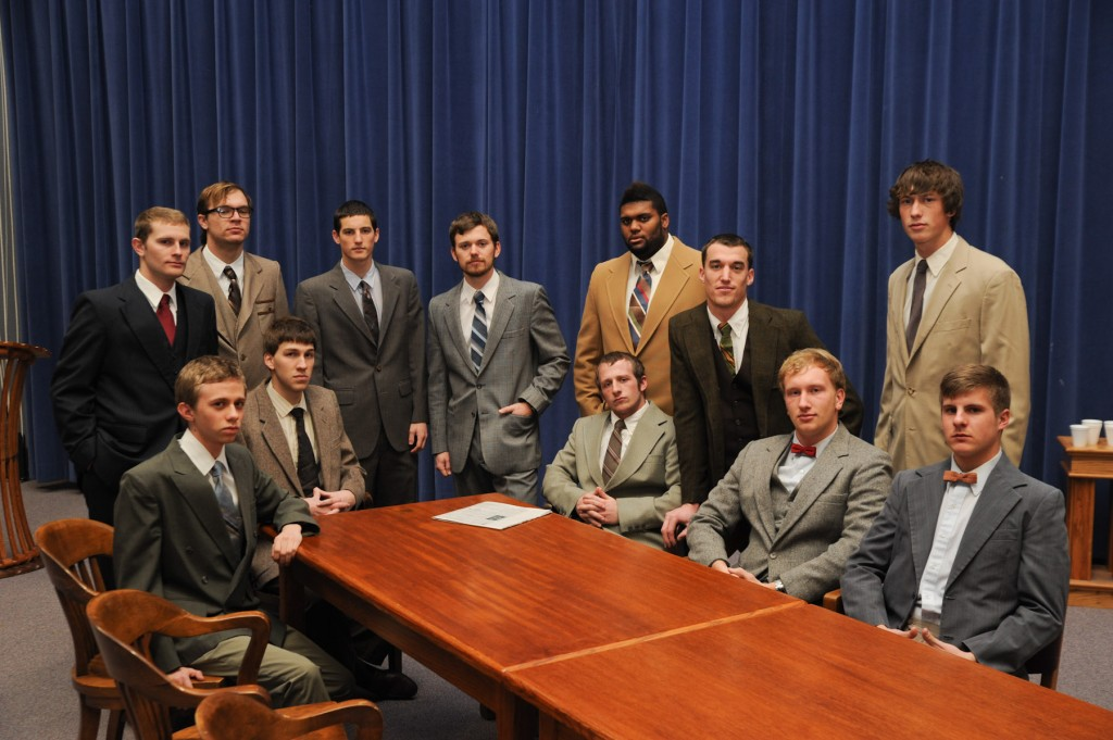 Cast of 12 Angry Men