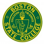 Boston State College logo
