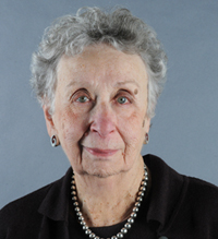 Retired Professor Elaine Werby