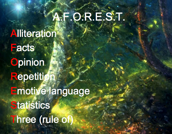 5 College Application Topics About A Forest Persuasive Writing