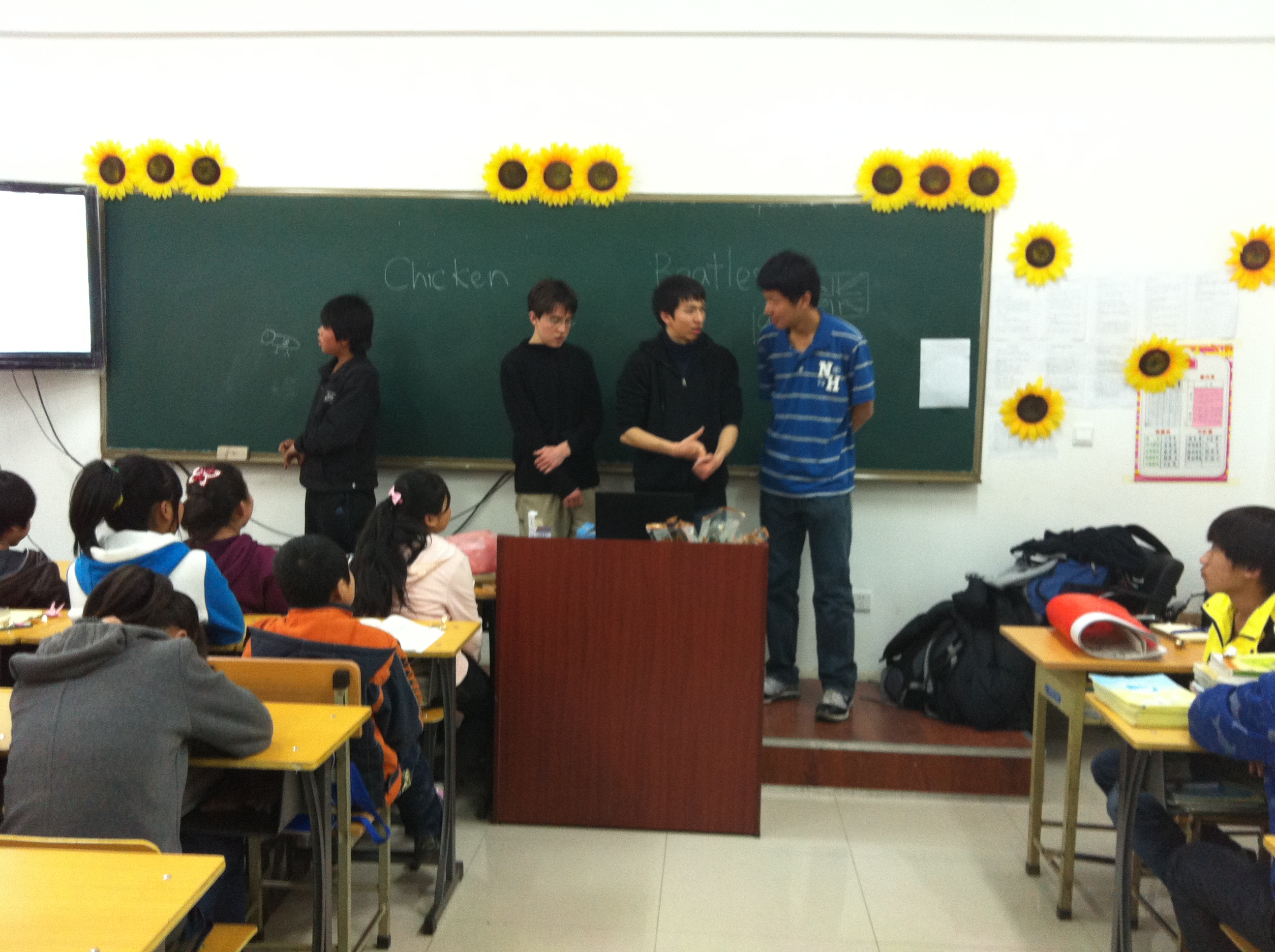 teaching english in china Jobs in china for non native english speakers jobs for expats and foreign professionals in china teach english in public schools.
