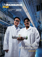 UWM Research Report, 2012